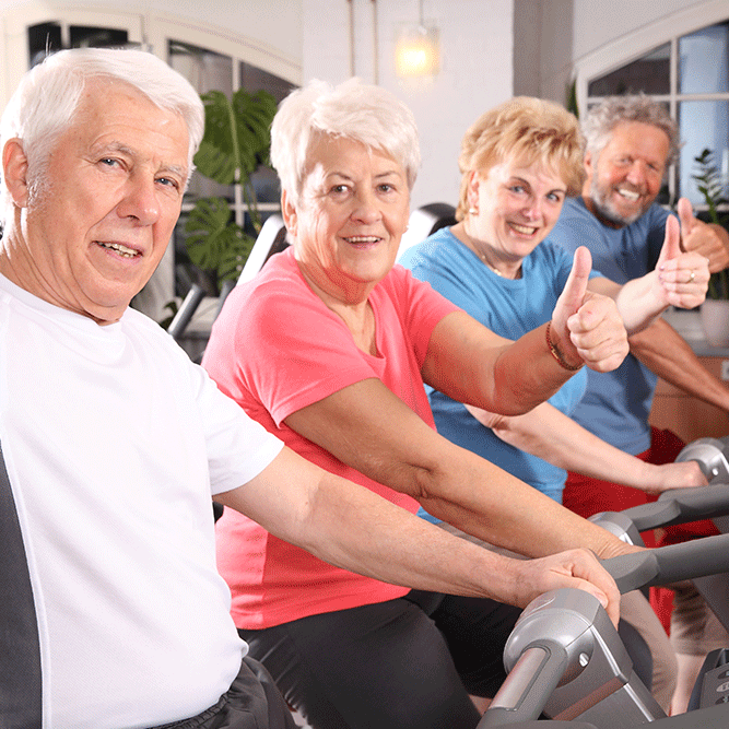 Active Boomers & Seniors (8)