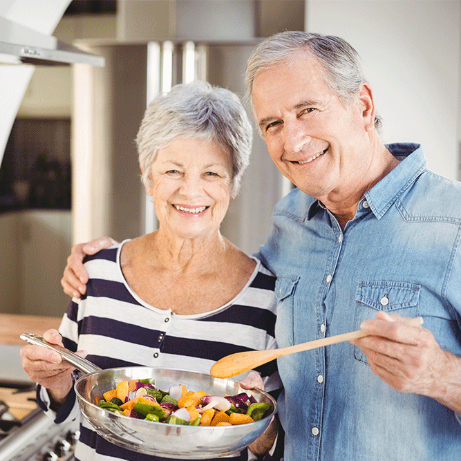 Active Boomers & Seniors (18)
