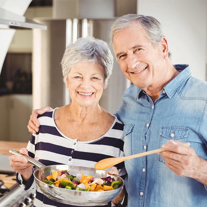 Active Boomers & Seniors (18)
