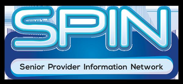 SPIN Logo trans web