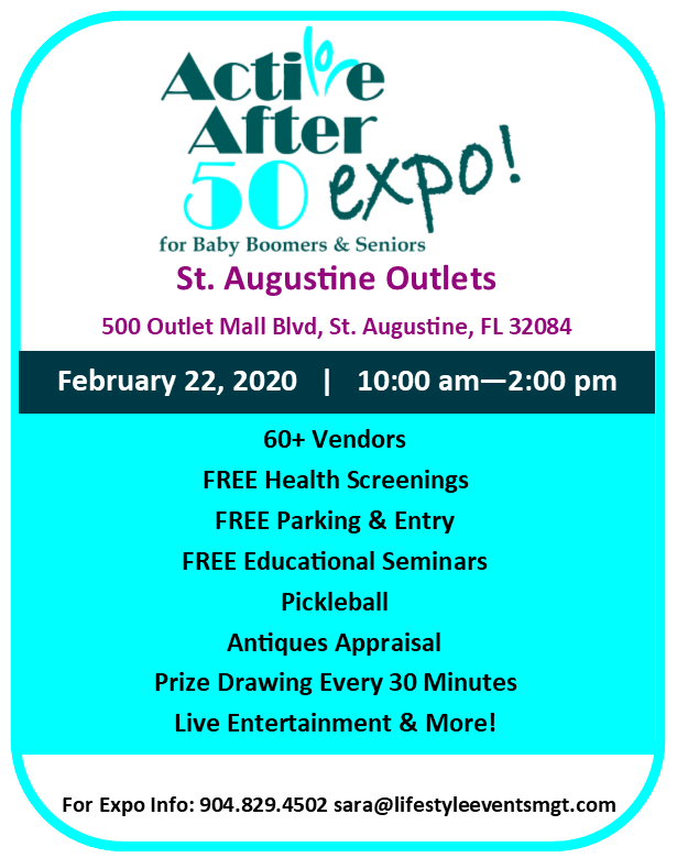Active After 50 Expo