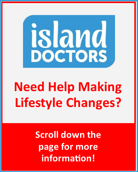 Island Doctors block ad Active 50